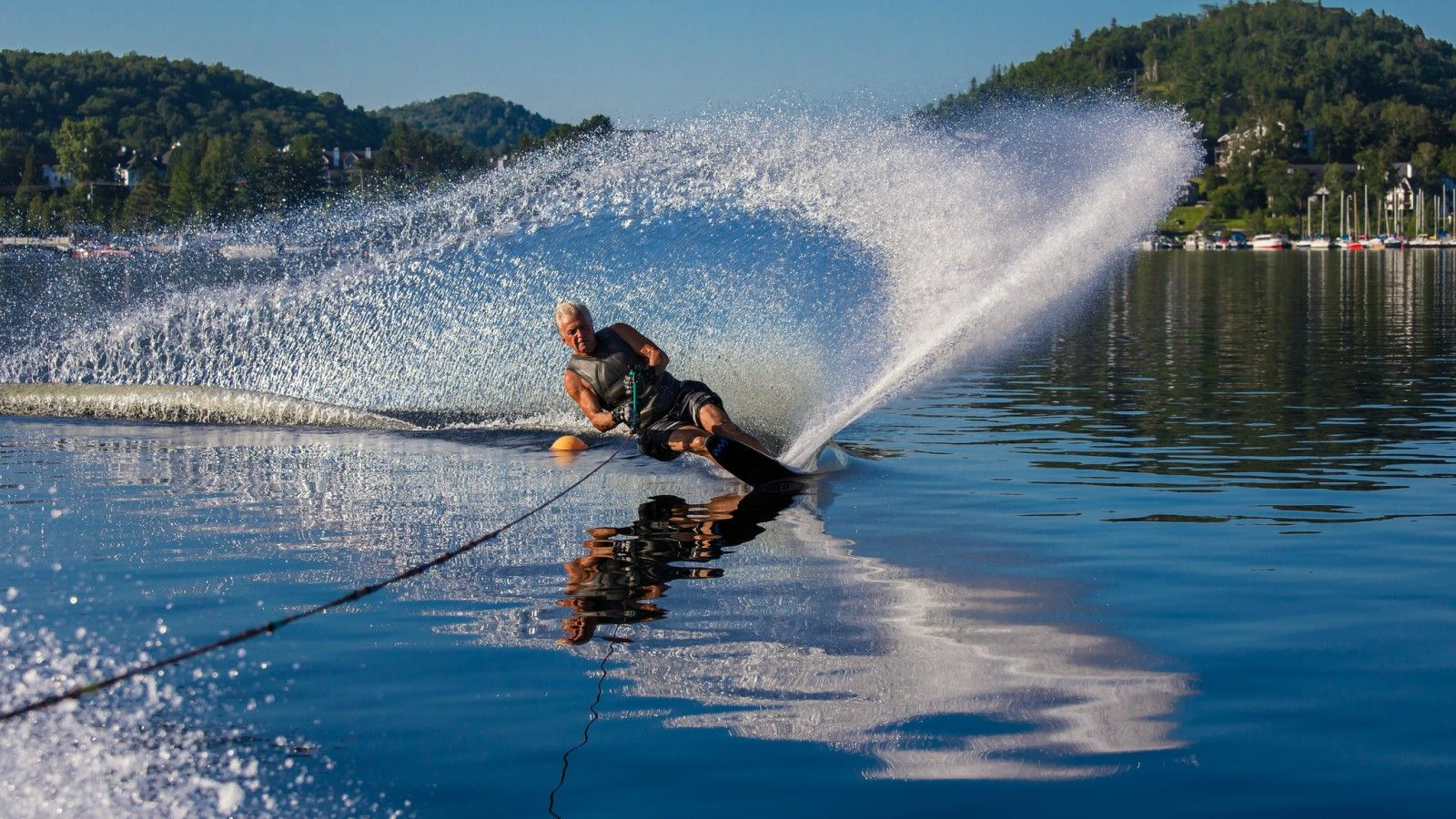 Things to do at Tremblant - Wakeboarding
