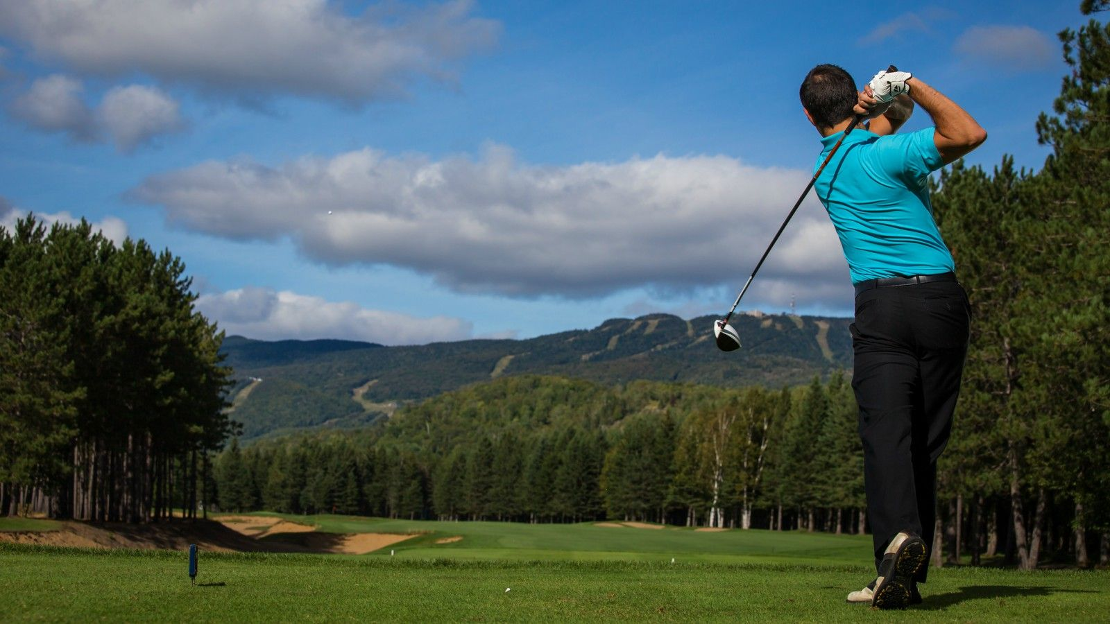Things to do at Tremblant - Golf